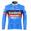 เสื้อปั่นจักรยาน แขนยาว Garmin พร้อมส่งทันที
