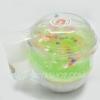 K207 สไลม์พุตดิ้งเขียวอ่อน ยี่ห้อ Wz Cafe By หวาย