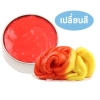 K255 Putty Slime สไมล์อเมริกา เปลี่ยนสีตามอุณหภูมิ แดง-เหลือง