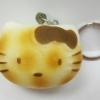 C874 สกุชชี่ Hello kitty ขนมญี่ปุ่น ช๊อคโกแล๊ค (Super soft) ขนาด 4 cm มีกลิ่นขนม