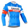 เสื้อปั่นจักรยาน แขนยาว Garmin พร้อมส่ง