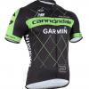 เสื้อปั่นจักรยาน แขนสั้น Cannondale Garmin พร้อมส่ง
