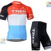 ชุดปั่นจักรยาน เสื้อปั่นจักรยาน และ กางเกงปั่นจักรยาน TREK ขนาด S