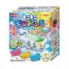 M136 ฮิตจากญี่ปุ่น ของเล่นกินได้ ชุดลูกกวาดอ่างอาบน้ำ BathRoom Candy Heart (ทานได้) คละสี