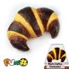 I075 Squishy Puni-maru Jumbo Bakery Rich Coffee Croissant ขนาด 25 cm ลิขสิทธิ์แท้