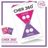 CherChom 360 องศา Cher360 แพ๊คเกจใหม่!!! ขนาด 56 เม็ด ผลิตภัณฑ์เสริมอาหาร สวย ชัด เป๊ะ!! ทุกองศา ของ พลอย-เฌอมาลย์