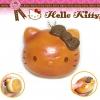 C734 สกุชี่ Hello Kitty Bread ลิขสิทธิ์ แท้ ( SOFT) 8 cm