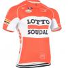 เสื้อปั่นจักรยาน แขนสั้น Lotto Soudal พร้อมส่ง