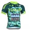 เสื้อปั่นจักรยาน แขนสั้น Tinkoff 2015 003