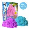 PW126 ทรายนิ่ม Soft Sand Play Sand sweet คละ 2 สี น้ำหนัก รวม 1000 กรัม