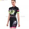 ชุดปั่นจักรยานผู้หญิง เสื้อปั่นจักรยาน พร้อมกางเกงปั่นจักรยาน Cheji 2017-04