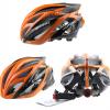 หมวกกันน๊อค จักรยาน Giro สีส้ม
