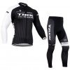 ชุดปั่นจักรยาน แขนยาว Trek เสื้อปั่นจักรยาน และ กางเกงปั่นจักรยาน
