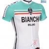 เสื้อปั่นจักรยาน Bianchi ขนาด XXL พร้อมส่งทันที รวม EMS