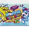 KN042 Monster Esspapier ขนมกระดาษ มี อย กลิ่นผลไม้รวม รุ่น 12 แผ่น