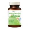 Vistra Multivitamins&Minerals 60 เม็ด วิสทร้า มัลติวิตามิน และ แร่ธาตุผสม 60 เม็ด