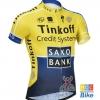 เสื้อปั่นจักรยาน ลายทีมแข่ง ทีม SAXO Bank ขนาด L พร้อมส่งทันที รวม EMS