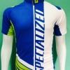 เสื้อปั่นจักรยาน แขนสั้น Specialized 2016