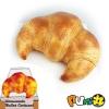 I076 Squishy Puni-maru Jumbo Homemade butter Croissant ขนาด 25 cm ลิขสิทธิ์แท้