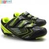รองเท้าปั่นจักรยาน เสือหมอบ สีดำเขียว TB36-B1521-0208