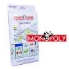BO158 Monopoly Mini Edition เกมเศรษฐี เกมกระดาน โมโนโพลี่ ฉบับพกพา เล่นสนุกนาน กับเพื่อนๆ และ ครอบครัว