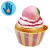 I279 สกุชชี่ Squishy Tasfry Tefifi cup cake ขนาด 5 cm (Super Soft) ลิขสิทธิ์แท้ (9)