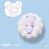 I429 สกุชชี่ I-Bloom CLOUD BEAR ขนาด 17 cm (Super Soft) ลิขสิทธิ์แท้ ญี่ปุ่น