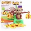 BO079 Match Game เกมตาชั่งลิงสอนคณิตศาตร์ เกมส์บอร์ด เสริมพัฒนาการ และ IQ EQ