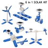VB025 ของเล่น ทดลองวิทยาศาตร์ เสริมทักษะ เสริมพัฒนาการ Solar 6 in 1 Solar Kit