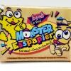 KN043 Monster Esspapier ขนมกระดาษ กลิ่นคาลาเมล รุ่น 12 แผ่น