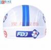 ผ้าโพกหัว จักรยาน FDJ