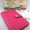 Fushia(บานเย็น) - Passport Holder