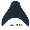 NH002-F140 ฟิน ชุดว่ายน้ำหางนางเหงือก สำหรับชุดหางปิด SIZE 140