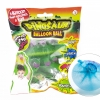 Z047 Dinosaur-Balloon-Ball บอล ไดโนเสาร์ เป่าลม สเตโกซอรัส 1 ชิ้น คละสี
