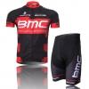 ชุดปั่นจักรยาน แบบชุดทีมแข่ง ทีม BMC(Black) ขนาด M พร้อมส่งทันที รวม EMS