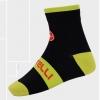 ถุงเท้าจักรยาน ถุงเท้าปั่นจักรยาน โปรทีม Castelli 4