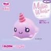 I425 สกุชชี่ I-Bloom squishy Mini Millie Roxie the Whale ขนาด 8 cm (Super Soft)ลิขสิทธิ์แท้ ญี่ปุ่น