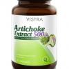 Vistra Artichoke Extract 500 mg. วิสทร้า อาร์ทิโชค บรรจุ 30 แคปซูล บำรุงถุงน้ำดี ล้างพิษตับ ช่วยย่อย