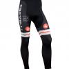 กางเกงปั่นจักรยาน ขายาว Castelli 2015