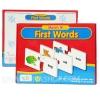 BO033 Firt Words เกมส์บอร์ด เสริมพัฒนาการ เกมส์จับคู่คำศัพท์