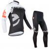 ชุดปั่นจักรยาน แขนยาว Cervelo 2015 เสื้อปั่นจักรยาน และ กางเกงปั่นจักรยาน