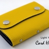 Light Yellow(เหลือง) - Card Holder