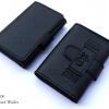 Pure Black(ดำ) - Sashy Card Wallet