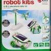 VB009 Robot kit. ชุดเครื่องเล่นพลังงานแสงอาทิตย์ 1 ชุดประกอบได้ถึง 6 แบบ
