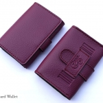 Purple(ม่วง) - Sashy Card Wallet