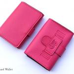 Fushia(บานเย็น) - Sashy Card Wallet