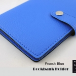 French Blue(น้ำเงิน) - Bookbank Holder