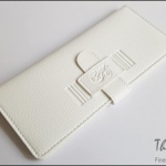 Clear White(ขาว) - Sashy Yen Wallet