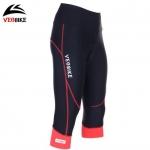 กางเกงปั่นจักรยาน 3 ส่วน Veobike