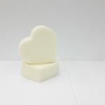 S041 ฟองน้ำทำ สกุชชี่ รูปหัวใจ ขนาด 5 CM 2 ชิ้น